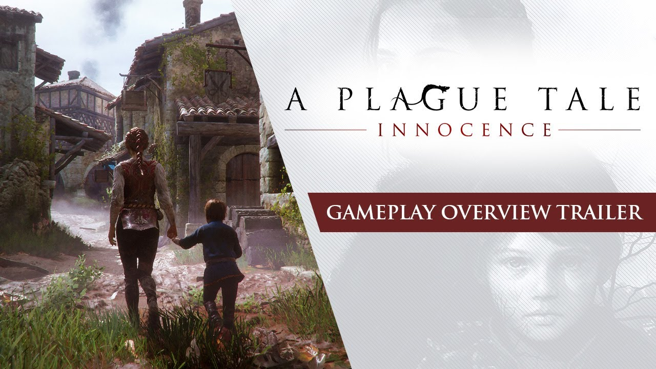 A Plague Tale – Gameplay Overview Trailer