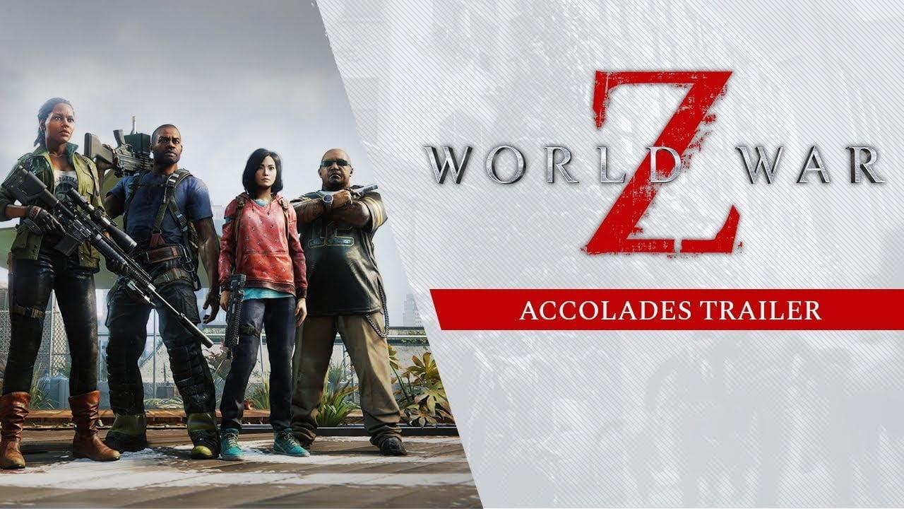 World War Z – Accolades Trailer